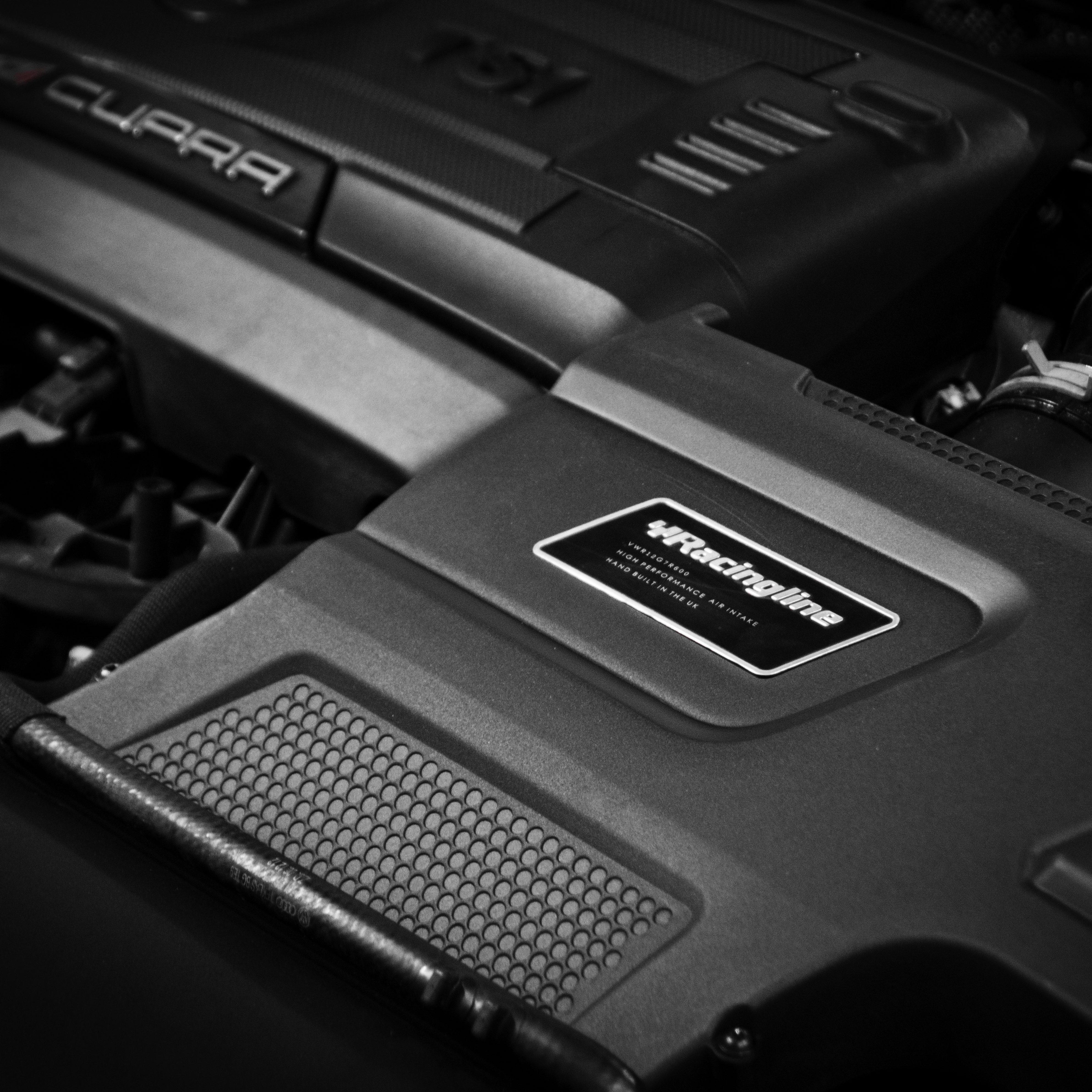 Mehr Motorleistung im mittleren und oberen Drehzahlbereich durch Optimierung der Luftansaugung
