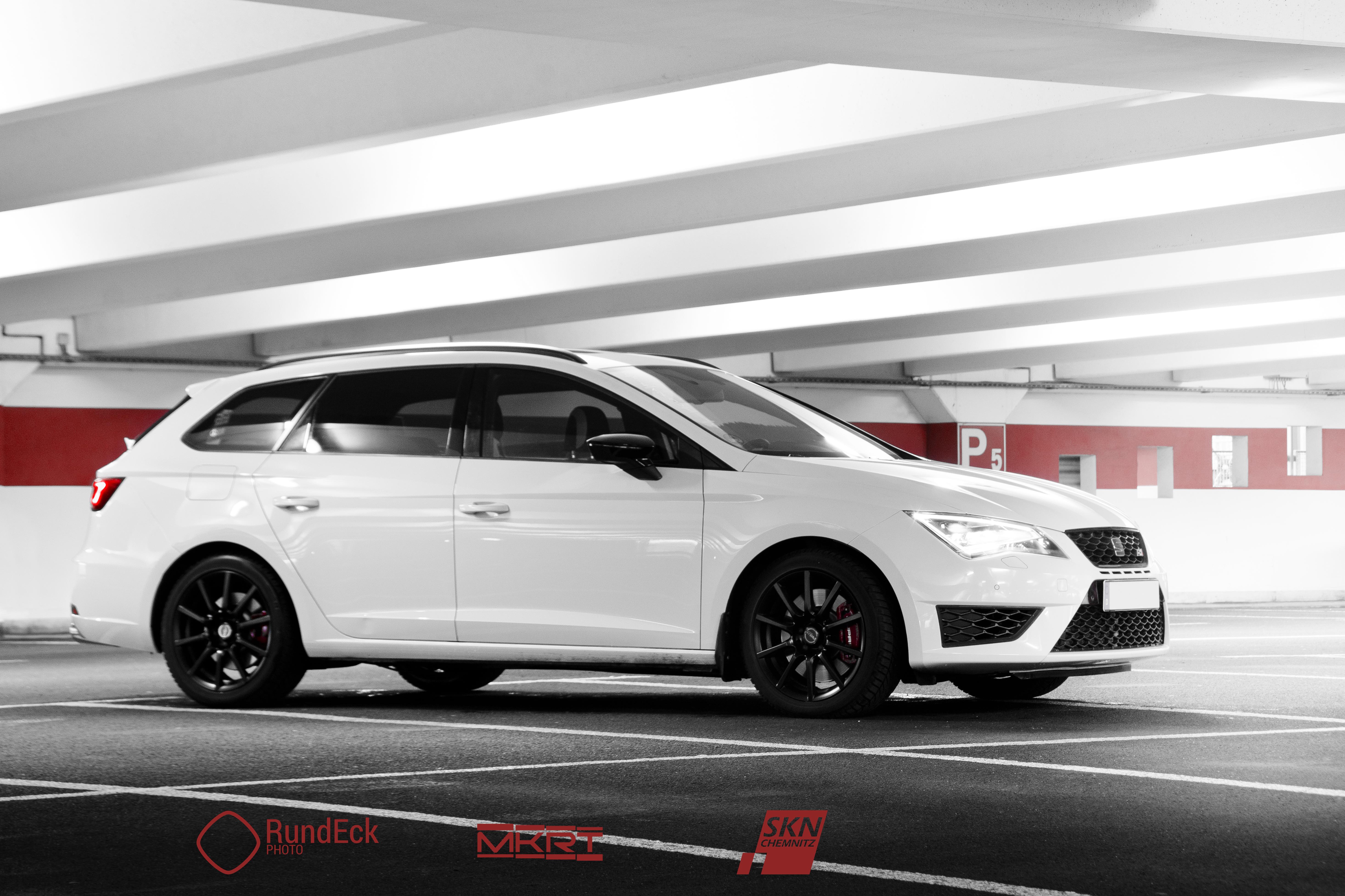 Leistungssteigerung DSG Abgasanlage Seat Leon Cupra