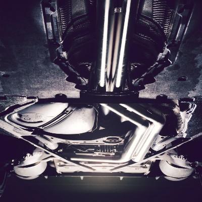 Abgasanlage Audi RS6